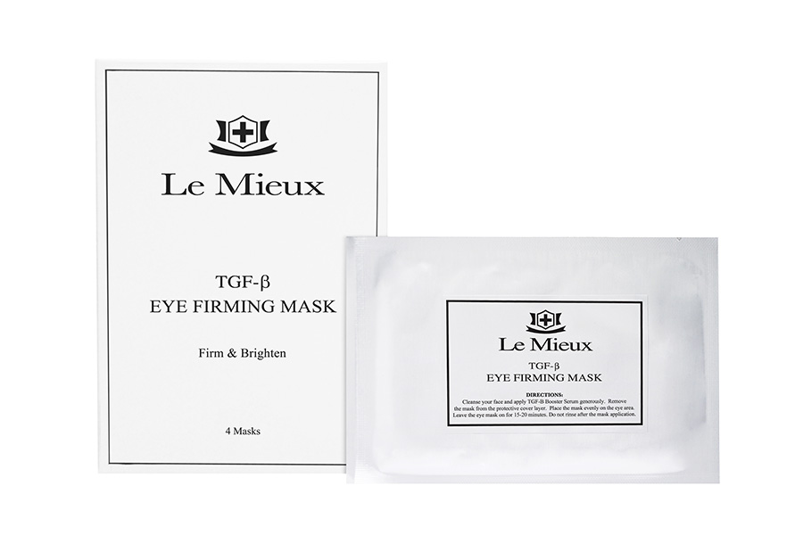 Le Mieux TGF-β Eye Firming Masks by Le Mieux
