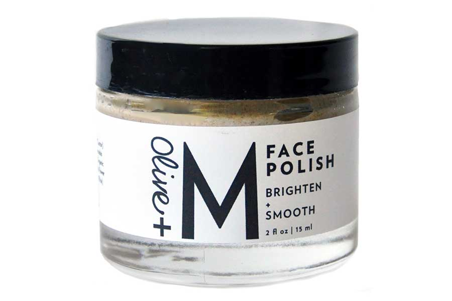Brighten + Smooth Face Polish by Olive + M