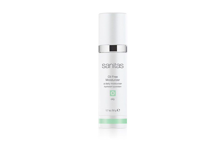 Oil Free Moisturizer by Sanitas Skin Care