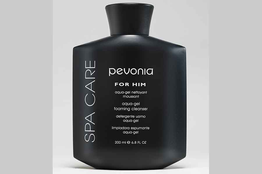 Spa Care for Him Aqua-Gel Foaming Cleanser by Pevonia