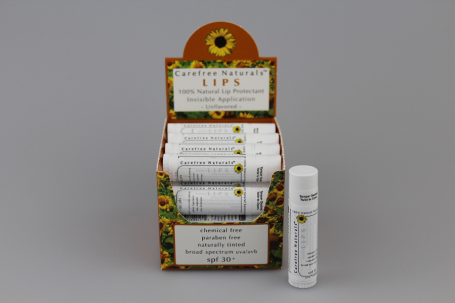 Lips by Carefree Naturals