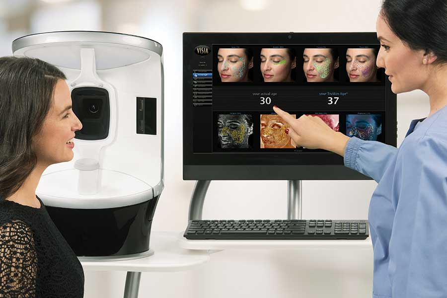 VISIA Complexion Analysis System by Canfield
