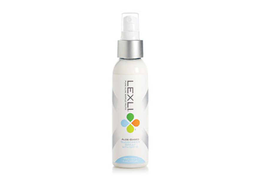 Aloe Vera + SPF 15 for Face and Body by Lexli
