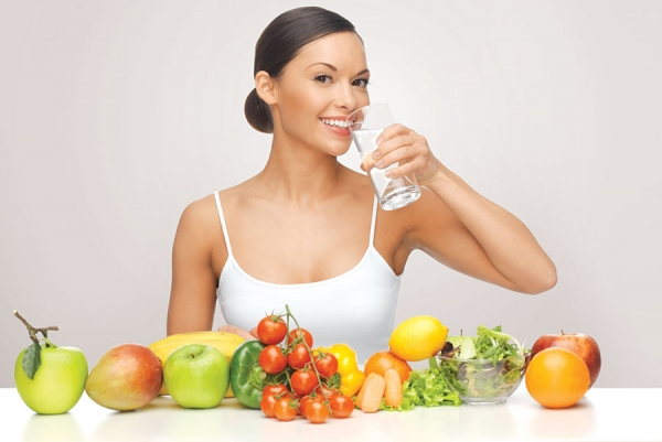 Health Check: Improving the Skin through a Healthy Body