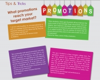 Tips and Tricks: What Promotions Reach your Target Market?