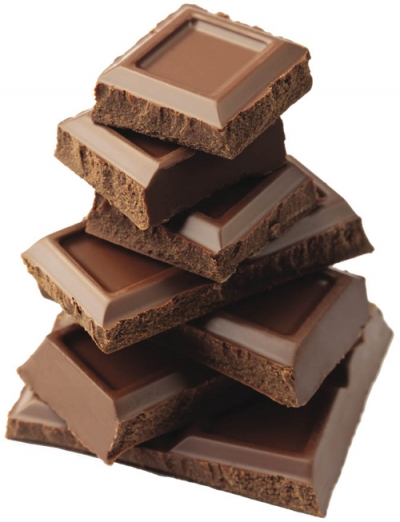 Flavanoids in Chocolate Increase Blood Flow to the Skin