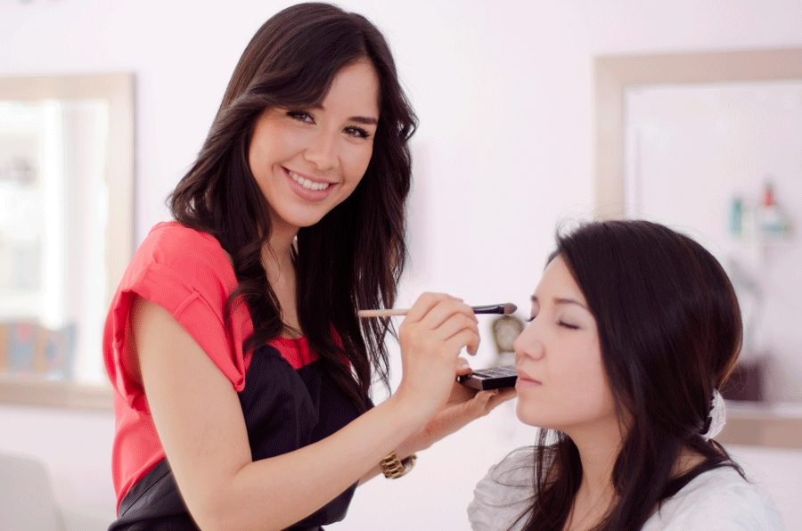 Up for the Job: Finding and Vetting Potential Makeup Artists