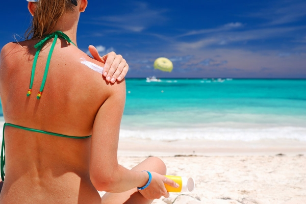 What Puts the 'Screen'  in Sunscreen