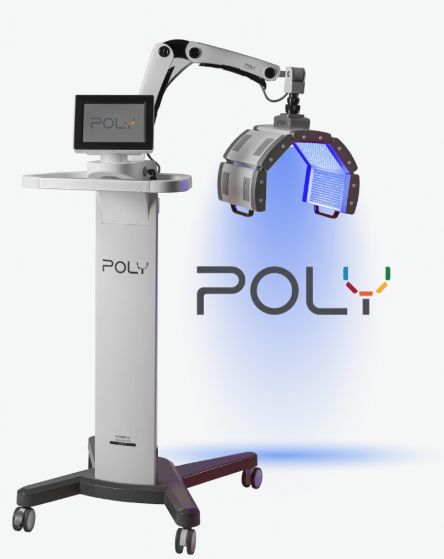 UV Biotek Announces Over-the-Counter Clearance of POLY PRO Clear System
