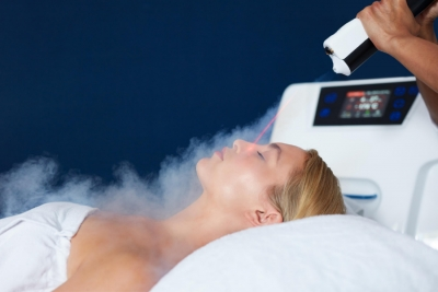 Calling on Cryotherapy: Creating Health, Wellness, & Healing in the Spa