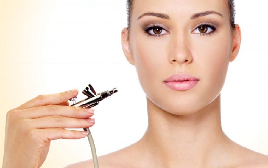 The Magic Of Airbrush Makeup