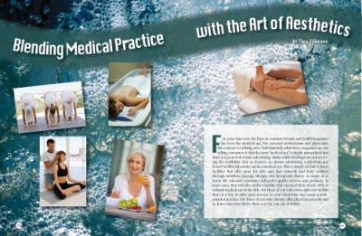 Blending Medical Practice with Advanced Aesthetics