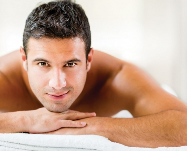 Finding and Keeping Your Man: Attracting the Male Spa Client