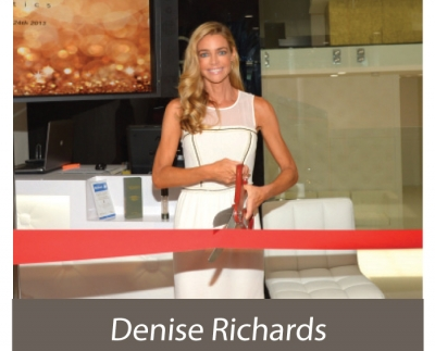 OROGOLD Cosmetics announced that Denise Richards has been named the new spokesperson of the anti-aging skin care brand