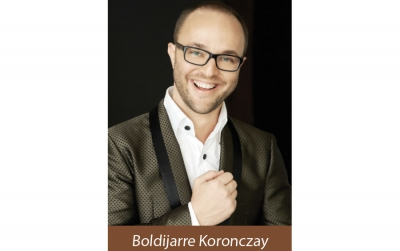 ISPA named Boldijarre Koronczay a recipient of the prestigious Visionary Award