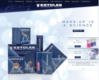 Kryolan Professional Make-up is revealing a new look