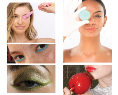 Candy-Inspired Makeup Trends