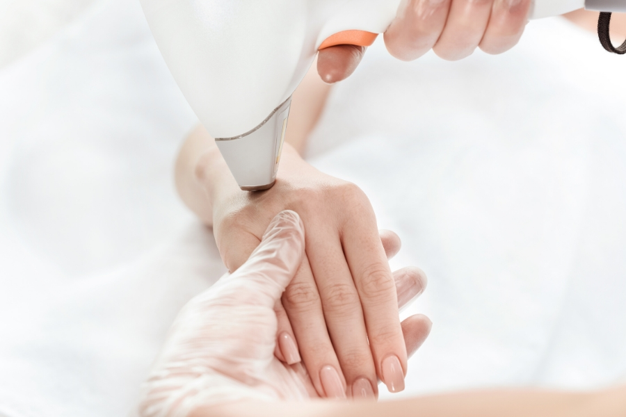Photo-Dynamic Therapy for Skin Rejuvenation