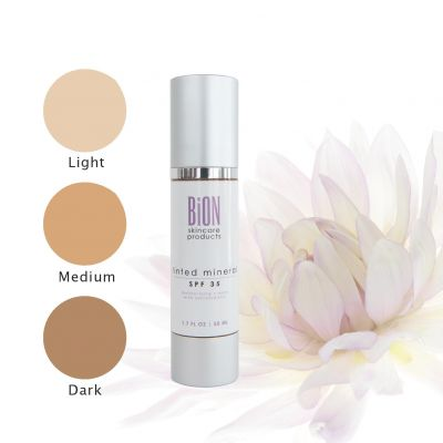 BiON Tinted Mineral SPF 35