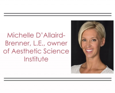 What is Your  Skin Care Ritual? Michelle D'Allaird-Brenner