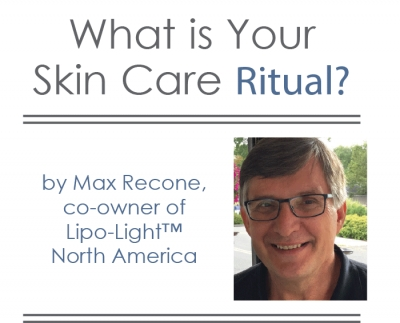 What is Your Skin Care Ritual? Max Recone