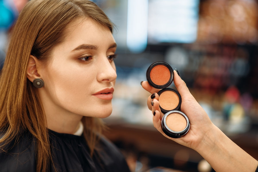 Helping Clients Find their Personal Makeup Style