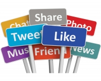 How do you use social media to advertise your business?