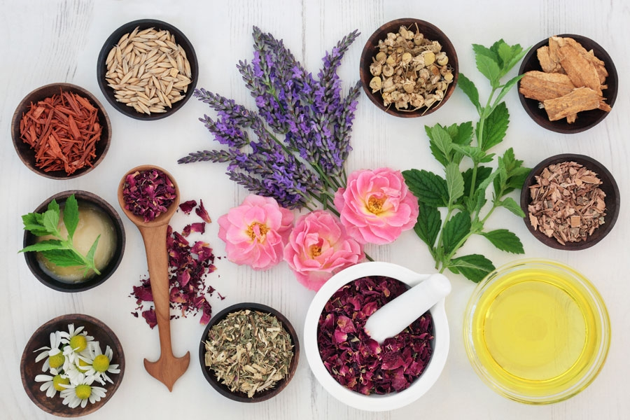Farm-to-Skin Skin Care: 10 Skin Healers Straight from the Earth