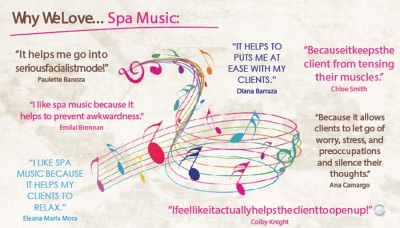 Why We Love... Spa Music