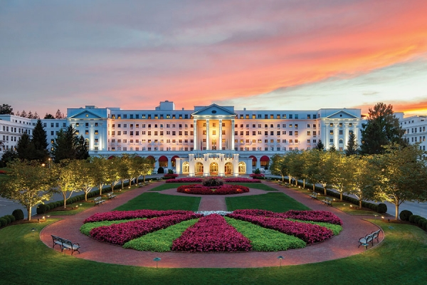 The Greenbrier Spa