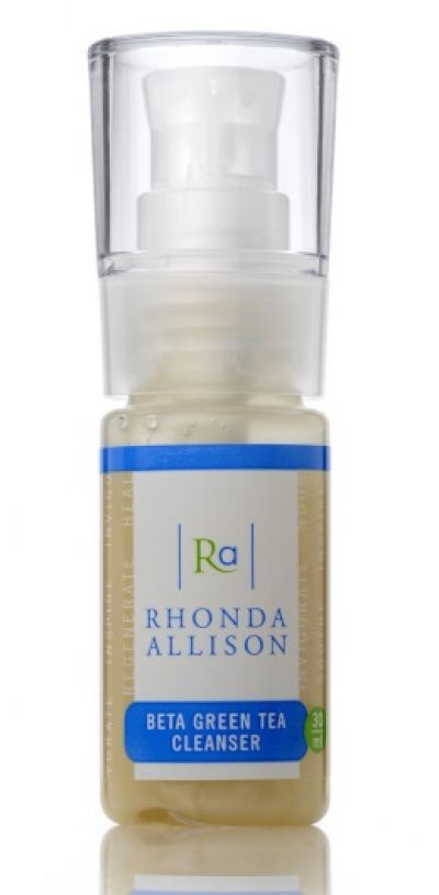 Rhonda Allison Cosmeceuticals Beta Green Tea Cleanser