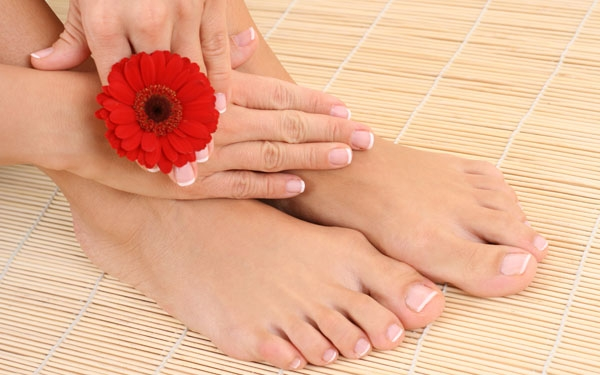 Healthy Hands and Feet