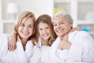 When Mom's Happy, Everybody's Happy: Spa Tips for Mother's Day