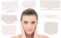What's your trick to help clients get past their skin care misconceptions?