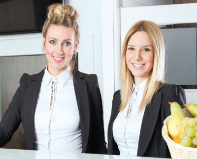 What's your recipe for choosing a spa receptionist?