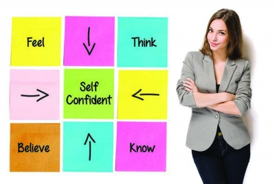 How do you help clients improve their self-esteem?