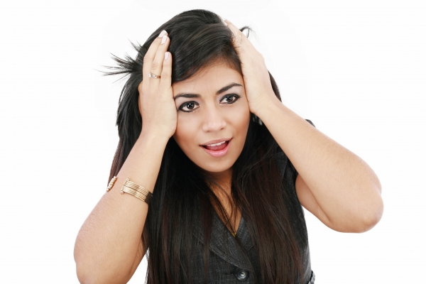Don't Freak Out! What to do When Wax Ends up in a Client's Hair