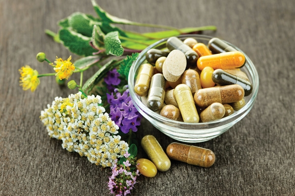 Beauty Inside Out: The Role of Healthy Eating and Supplements