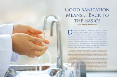 Good Sanitation Means... Back to the Basics