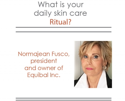 What is your daily skin care Ritual? Normajean Fusco
