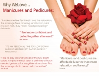 Why We Love... Manicures and Pedicures