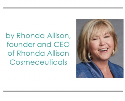 What is your daily skin care Ritual? Rhonda Allison