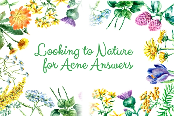 Looking to Nature for Acne Answers