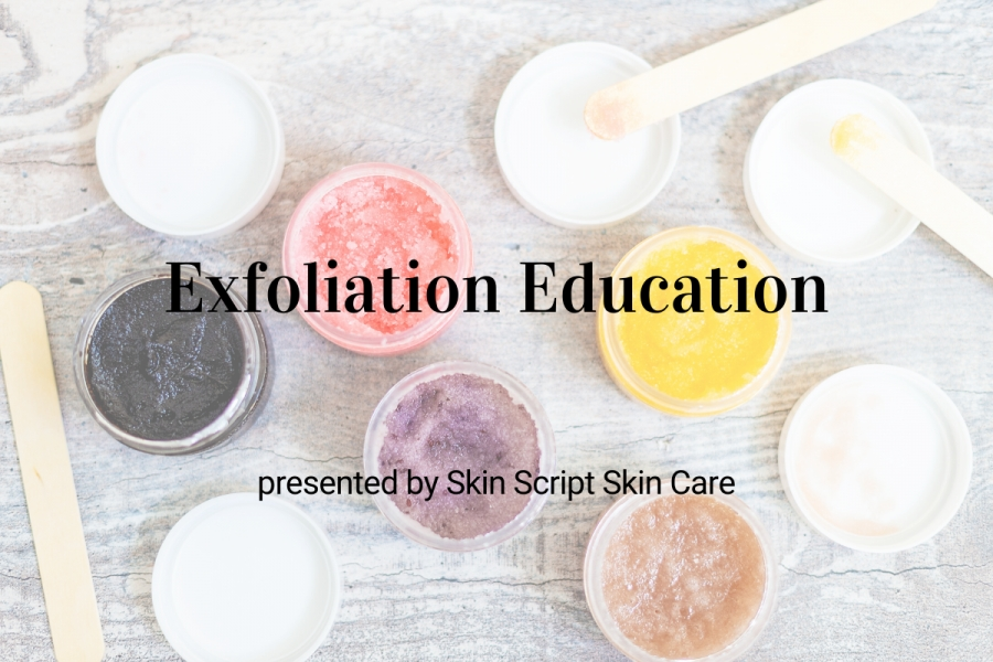 Exfoliation Education