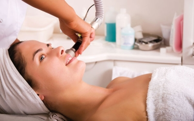 Microdermabrasion Applications