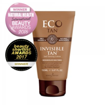 Invisible Tan Self-Tanning Creme