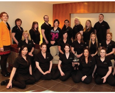 Sante Spa Victoria is the second spa to achieve SpaExcellence...