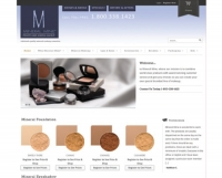 Mineral Mine Makeup has recently launched an updated website