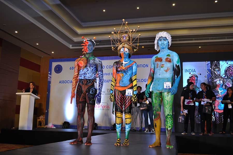 CIDESCO announces the results of its annual makeup and body art competition.