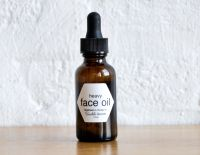 Heavy Face Oil